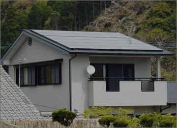 太陽光発電システム設置 K様邸 5.82KW